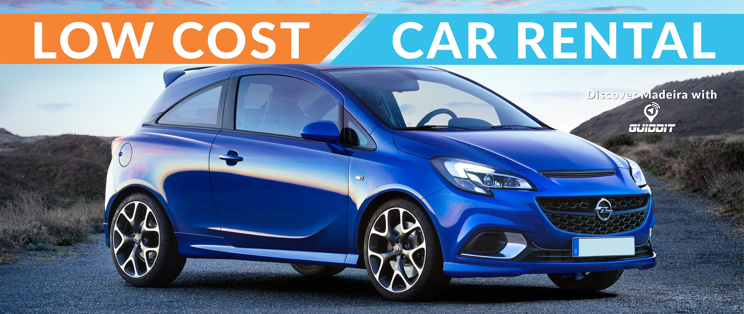 Low Cost Car Rent Madeira Best Prices From 20 Day Cheapest Safe